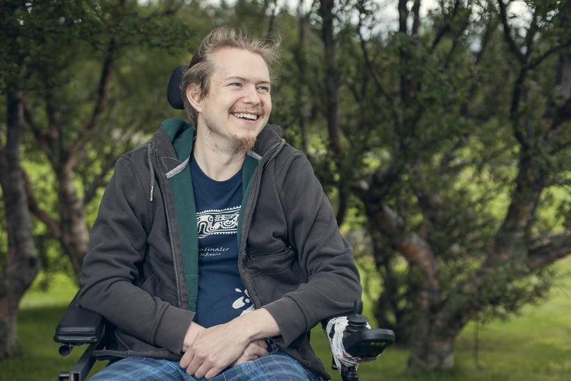 Brandur Bjarnason Karlsson verður með í för, en hann er ...