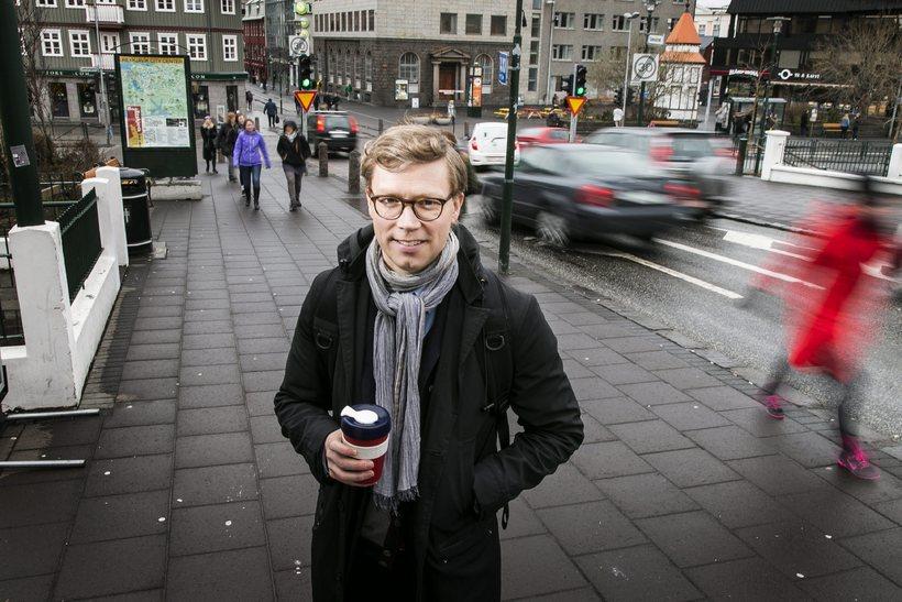 Gísli Marteinn Baldursson vill frábæra borgarlínu sem verður hagkvæmari og ...