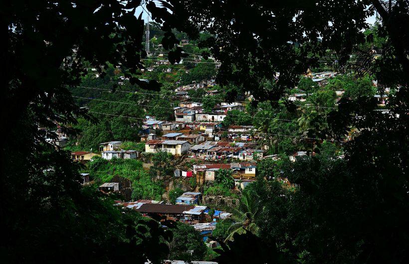 Frá Freetown.