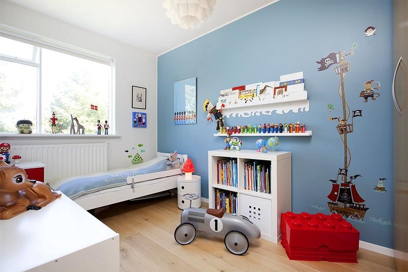 H nnunar b k pavogi for Decoracion habitacion nina de 6 anos