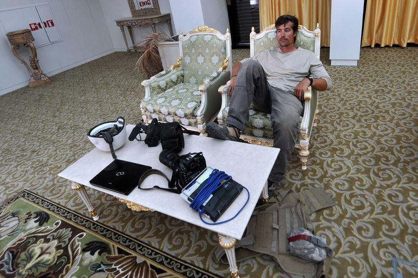 James Foley árið 2011.