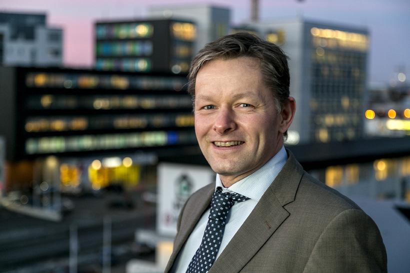 Þorsteinn Víglundsson, framkvæmdastjóri Samtaka atvinnulífsins.