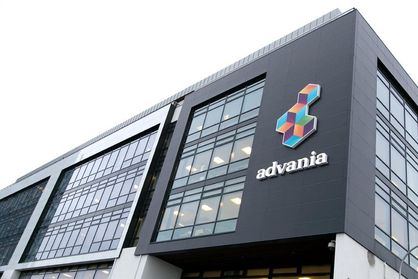 Höfuðstöðvar Advania.