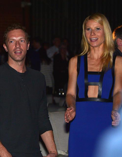 Chris Martin og Gwyneth Paltrow ákváðu að skilja.