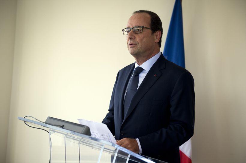 Forseti Frakklands, François Hollande