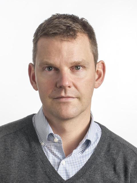 Gunnar Thoroddsen, fyrrverandi yfirmaður gamla Landsbankans í Lúxemborg.