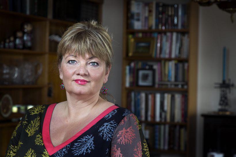 Árelía Eydís Guðmundsdóttir vill að fólk hætti að tuða.