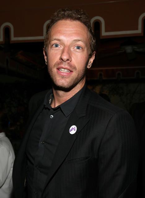 Chris Martin er ánægður með lífið þessa dagana.