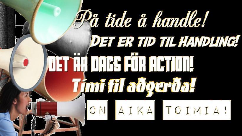 Tími til aðgerða