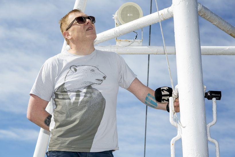 Auðvitað kemst Jón Gnarr á listann!