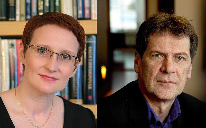 Bryndís Loftsdóttir og Brynjar Níelsson.