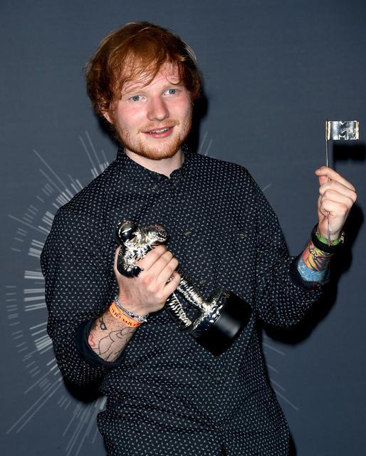 Ed Sheeran hefur upplifað eitt og annað.