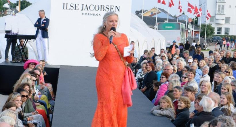 Ilse Jacobsen höfðar til Agnesar.