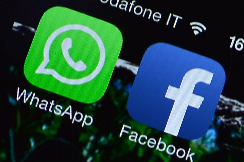 Samfélagsmiðlarisinn Facebook sem á bæði WhatsApp og Facebook Messenger virðist …