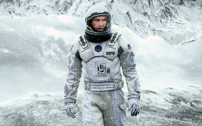 Sagafilm kom að tökum fyrir bandarísku Hollywood myndina Interstellar hér …