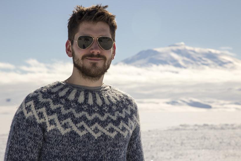 Jóni Emil Guðmundsson, stjarneðlisfræðingur.