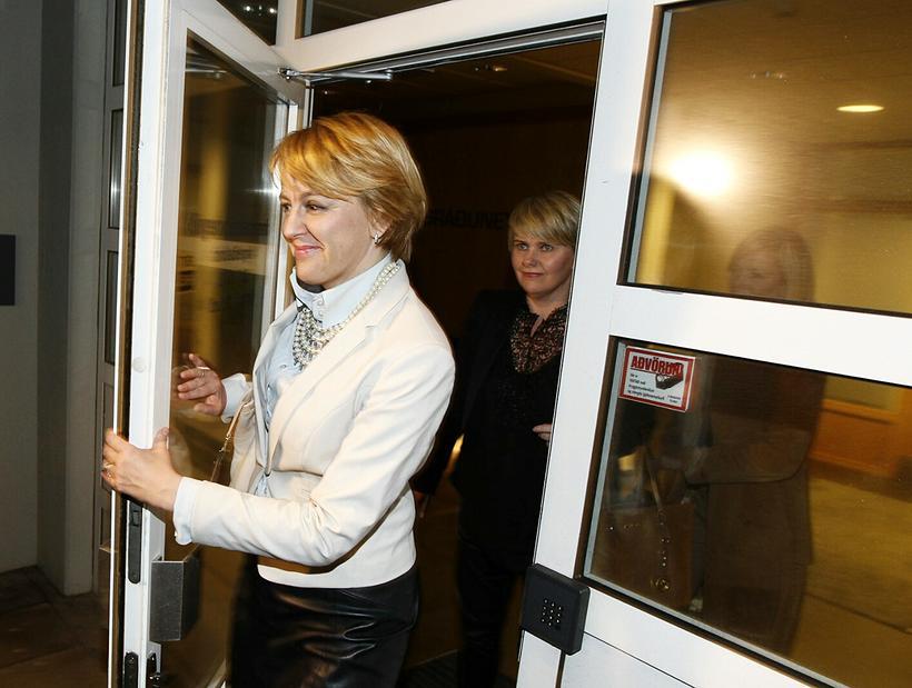 Hanna Birna hefur ákveðið að taka sér hlé frá þingmennsku ...