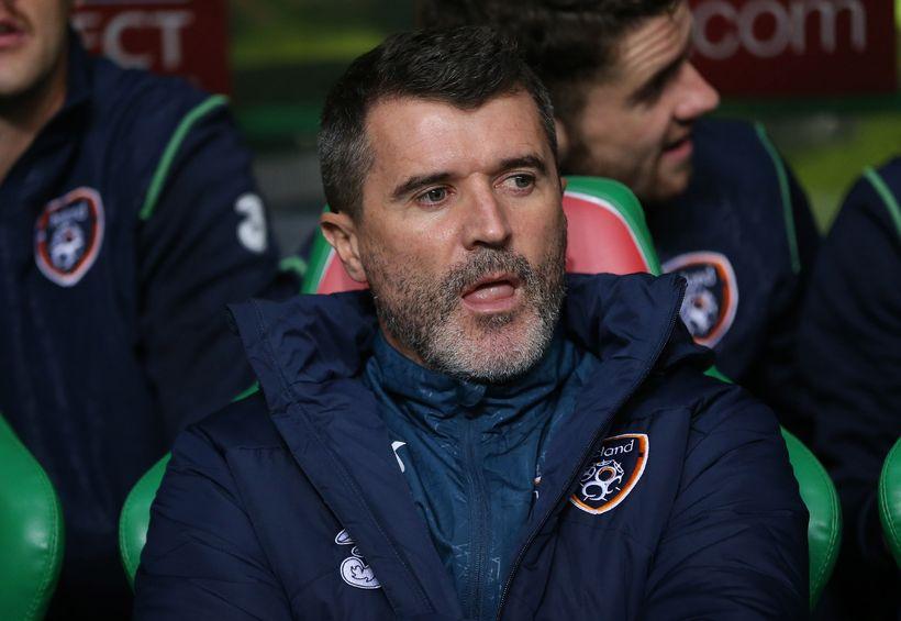 Roy Keane kallar ekki allt ömmu sína.