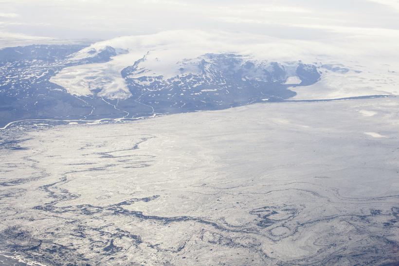 Frá Bárðarbungu.