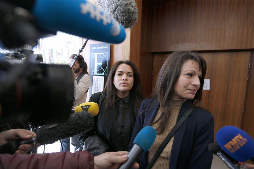 Manon Serrano og Sophie Serrano