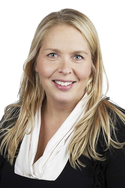 Sveinbjörg Birna Sveinbjörnsdóttir.