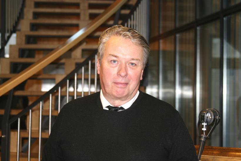 Þorsteinn Sæmundsson, fyrrverandi þingmaður Framsóknarflokksins.