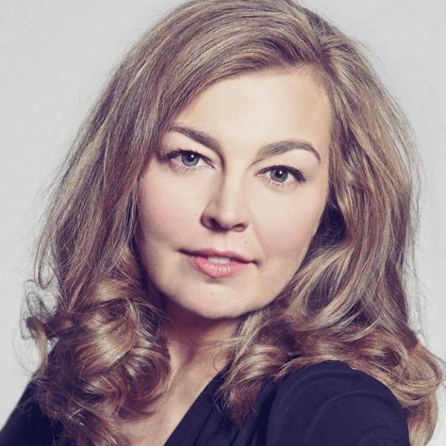 Edda Jónsdóttir leiðtogamarkþjálfi.