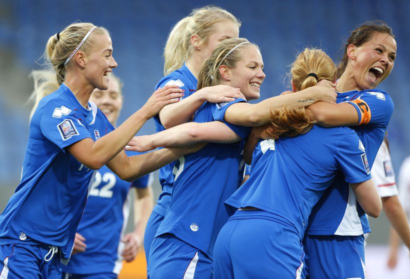 Can Iceland's women qualify for Euro 2017?