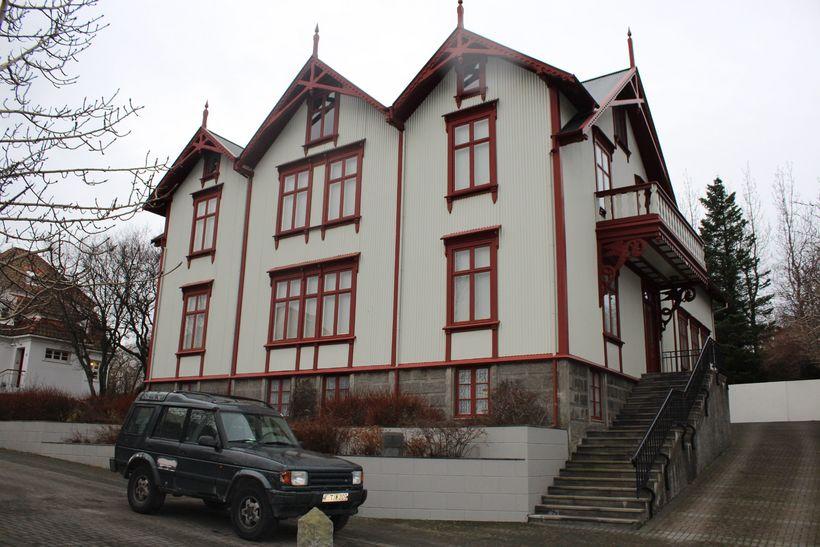 Niðurstöðurnar voru kynntar í Ráðherrabústaðnum í dag.