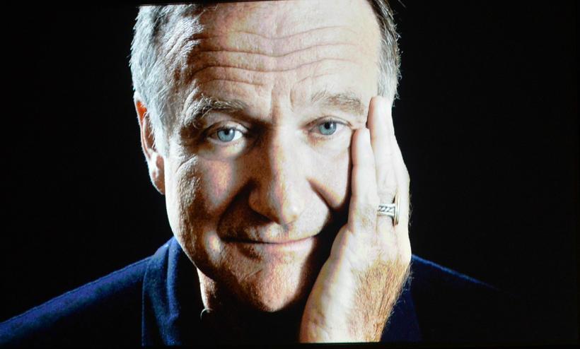 Gamanleikarinn vinsæli Robin Williams.