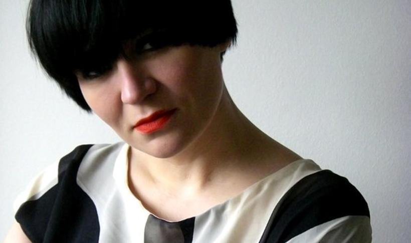 Linda Björg Árnadóttir hönnuður hjá Scintilla.