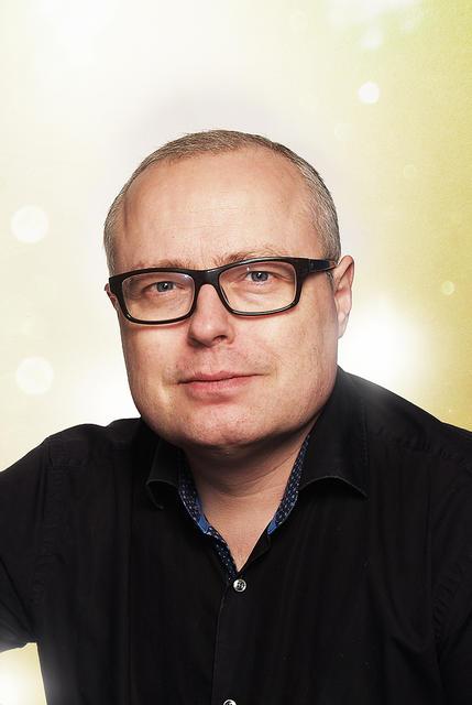 Arnar Ástráðsson, heila- og taugaskurðlæknir.