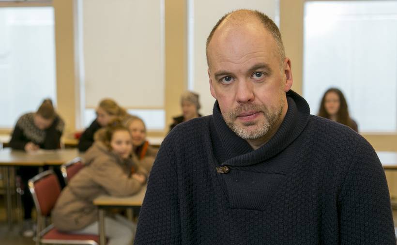 Jóhann Björnsson.