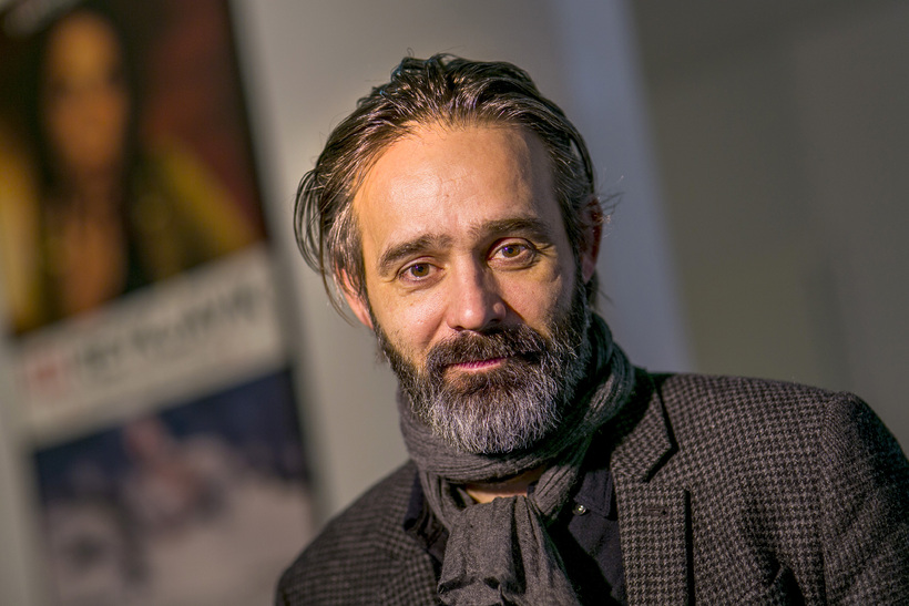 Actor, director and producer Baltasar Kormákur
