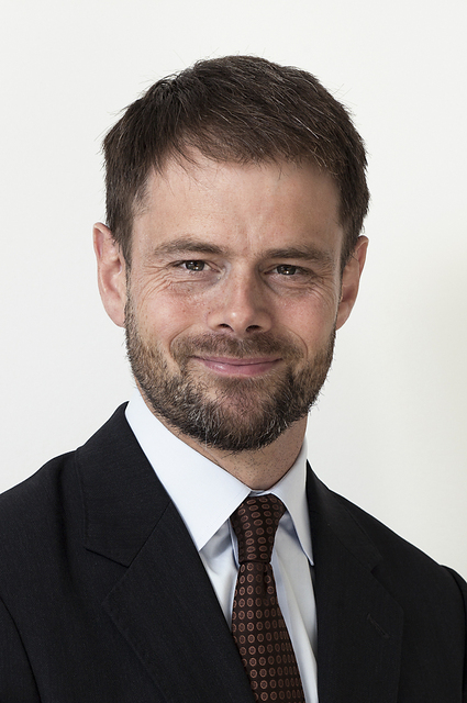 Skúli Magnússon, formaður Dómarafélag Íslands.