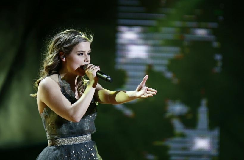 María Ólafsdóttir verður fulltrúi Íslands í Eurovision í ár.