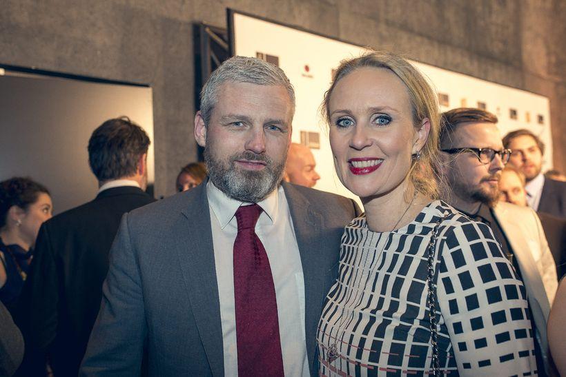 Hjónin Svavar Halldórsson og Þóra Arnórsdóttir, sem eru búsett á …
