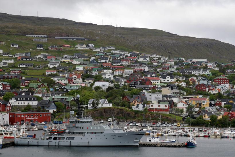 Þórshöfn - Færeyjar -