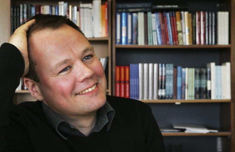 Njörður Sigurjónsson, lektor.