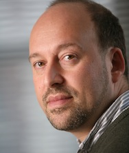 Gavin Schmidt, forstöðumaður Goddard-geimrannsóknarstofnunar NASA.