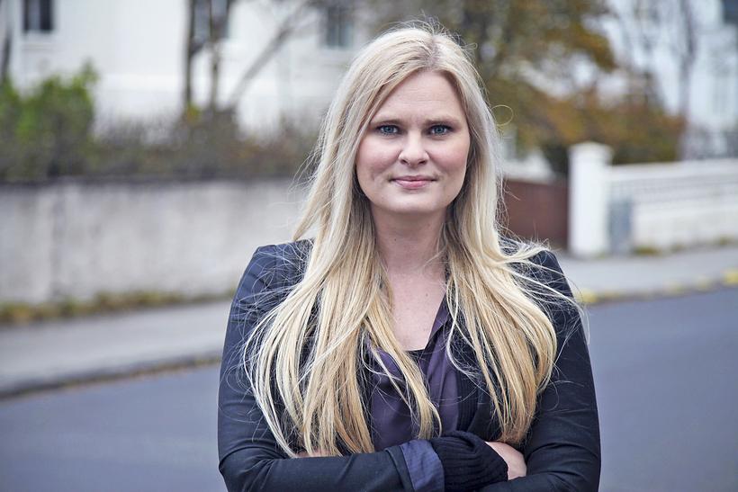 Hildur Sverrisdóttir, varaborgarfulltrúi Sjálfstæðisflokksins.