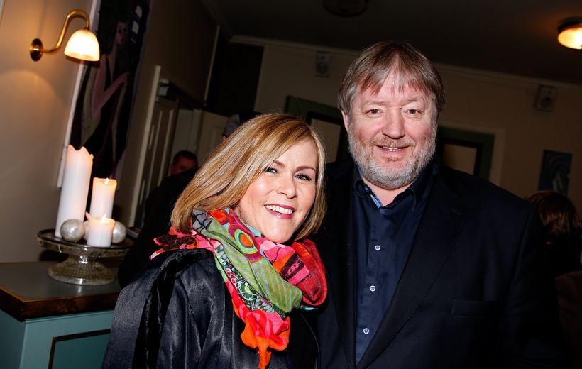 Guðrún Sesselja Arnardóttir og Jóhann Sigurðarson.