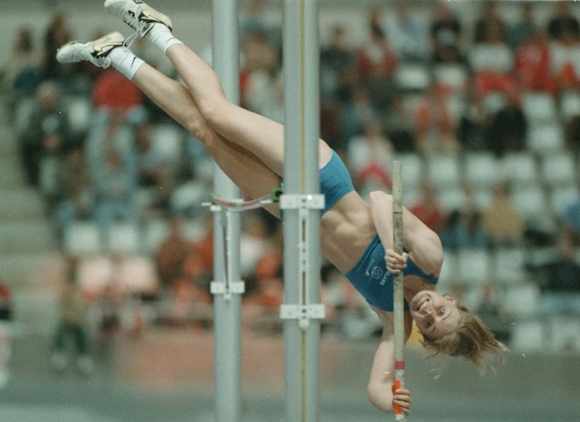 Vala Flosadóttir won bronze in the Sydney 2000 Olympic Games, …