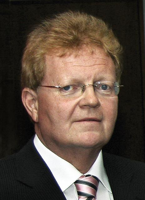 Skúli Eggert Þórðarson ríkisskattstjóri.