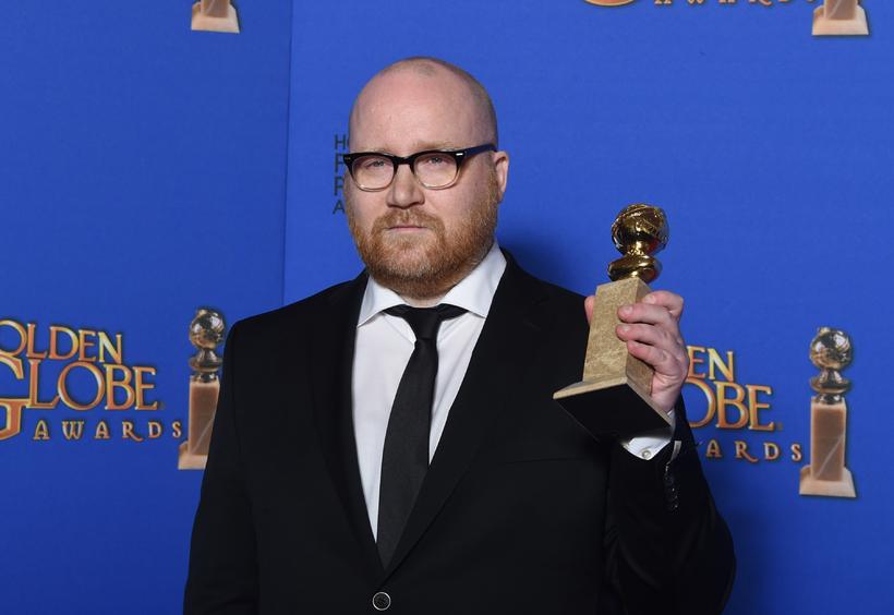 Jóhann Jóhannsson won a Golden Globe award earlier this year.