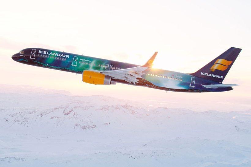 Hekla Aurora, Icelandair.