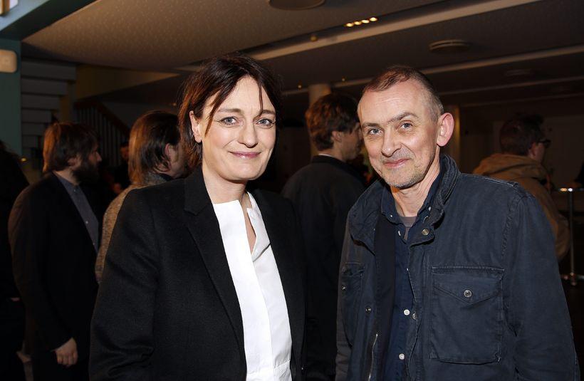 Bragi Ólafsson and his wife Sigrún Pálsdóttir.