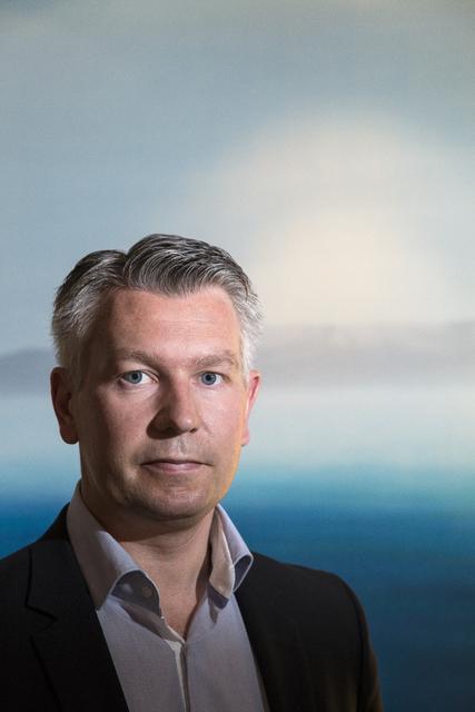 Sigurður Viðarsson, forstjóri TM.