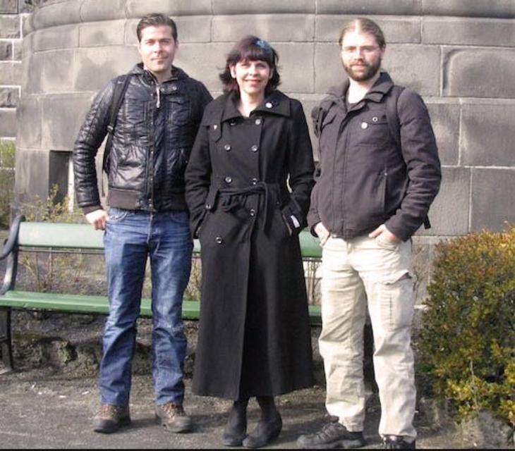 The Pirate Party's current 3 MPs.