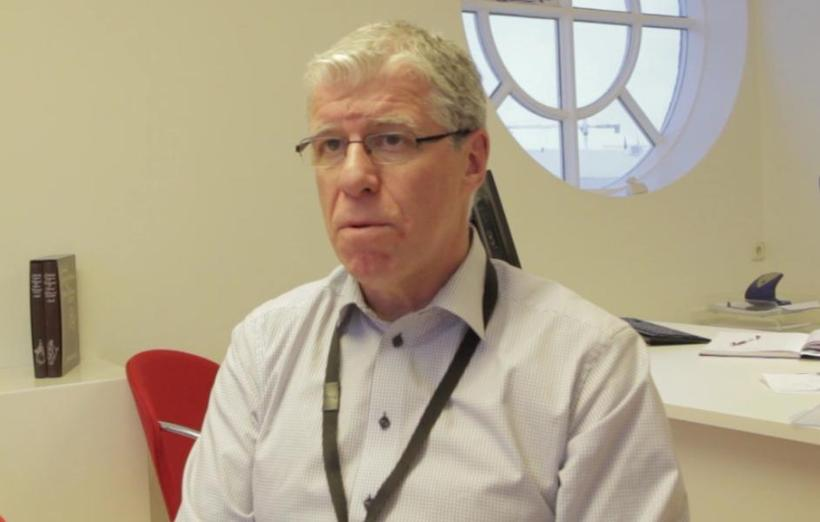 Birgir Jakobsson landlæknir.